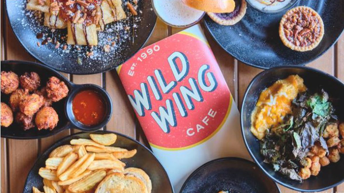 Wild Wing Cafe adding restaurant in Charlotte