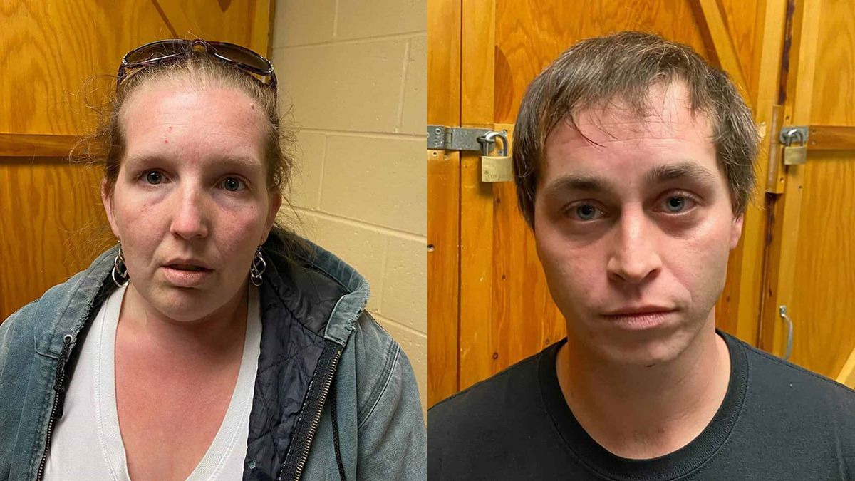 2 accused of smoking crack cocaine with toddler in car, police say