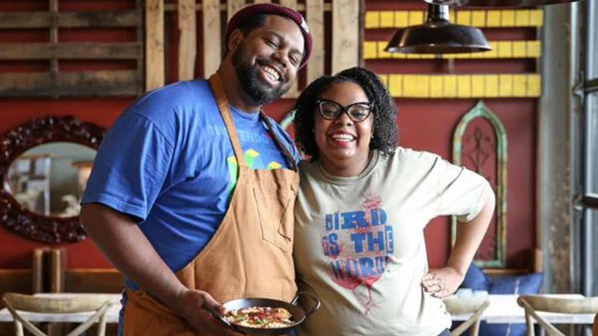 Highly acclaimed chef opens restaurant at Camp North End