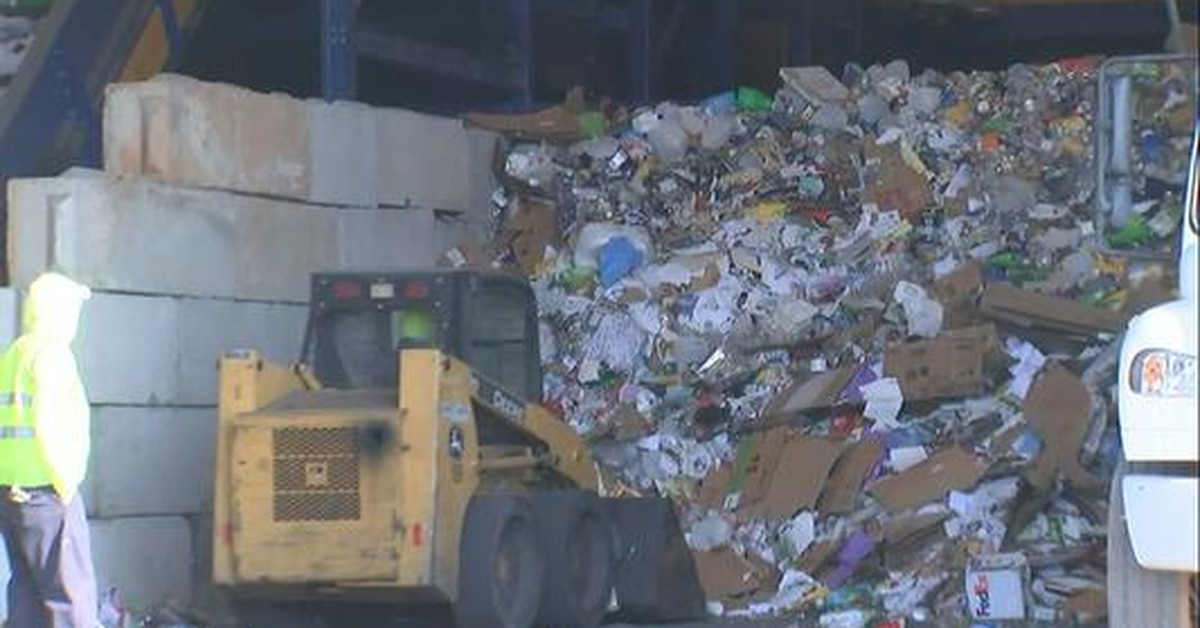 'Everybody needs to know': Where does your recycling really go?