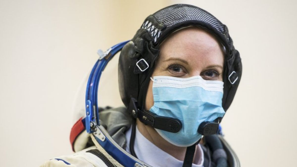 NASA astronaut Kate Rubins plans to vote from space station