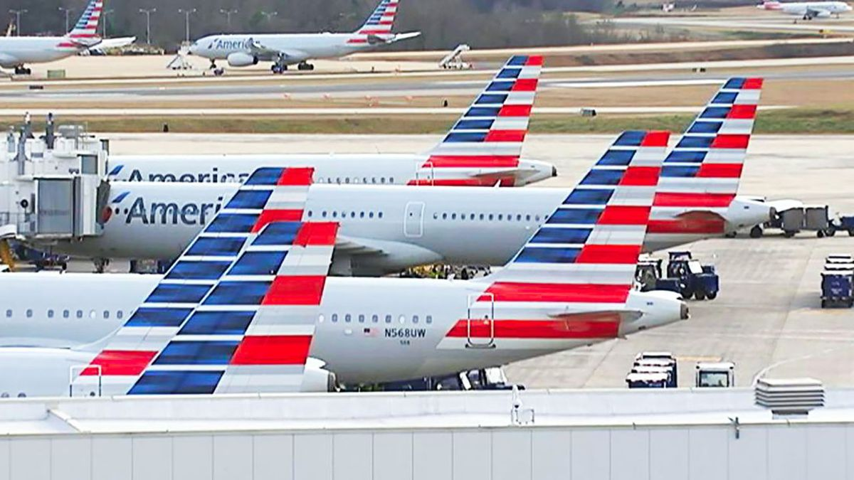 American Airlines boosts flight count after landing new gates at Charlotte Douglas