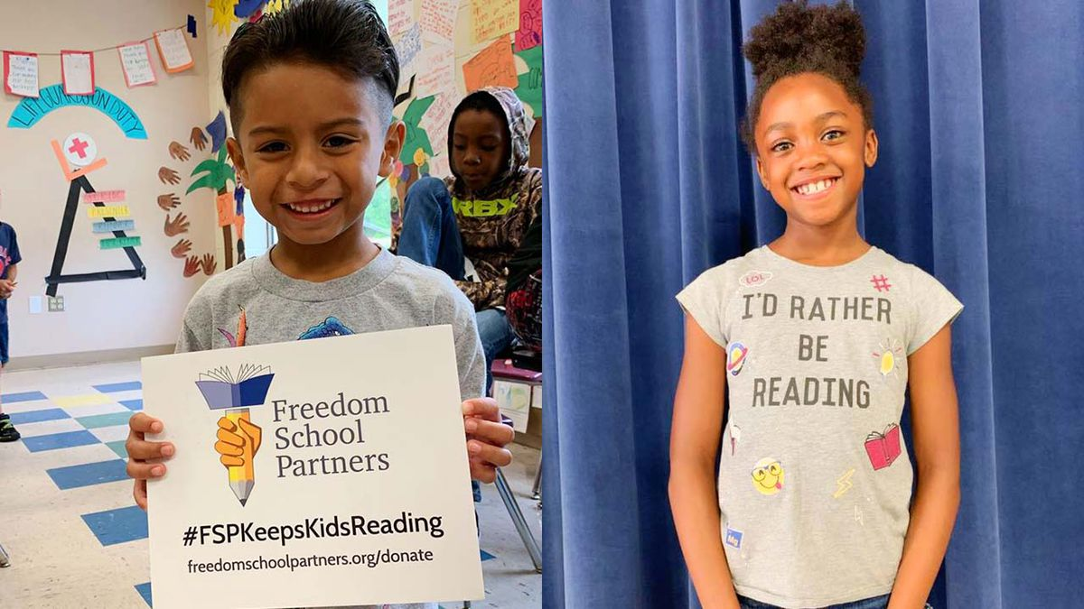 Free summer program to keep kids reading this summer