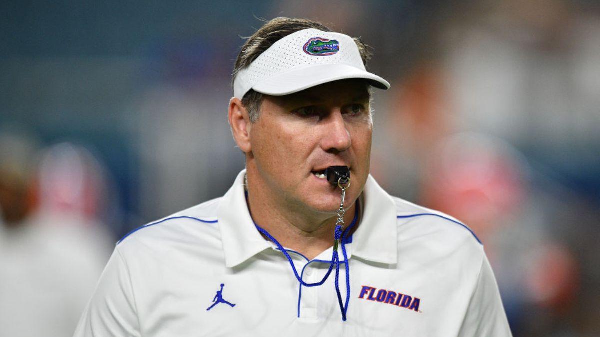 Coronavirus: University of Florida football coach Dan Mullen tests positive