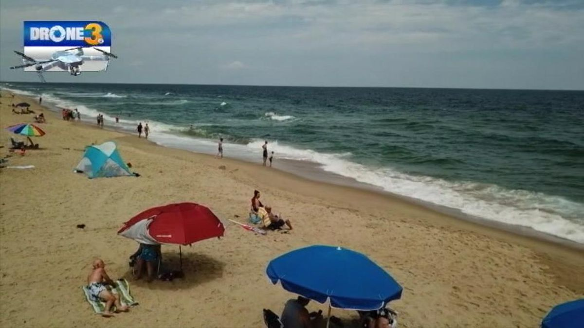 Man drowns trying to save 12-year-old from Outer Banks surf