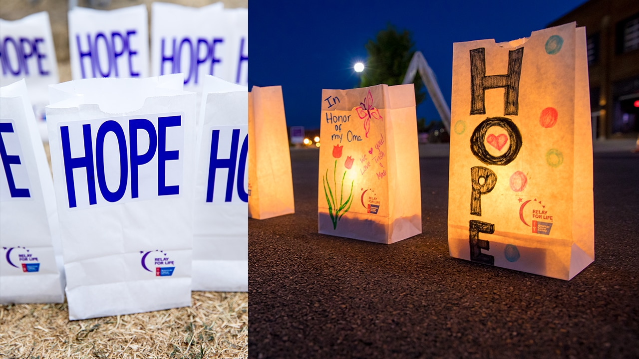 Luminaria will shine across Charlotte as neighbors unite against cancer