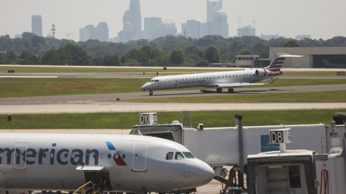 American Airlines to launch new flights at CLT