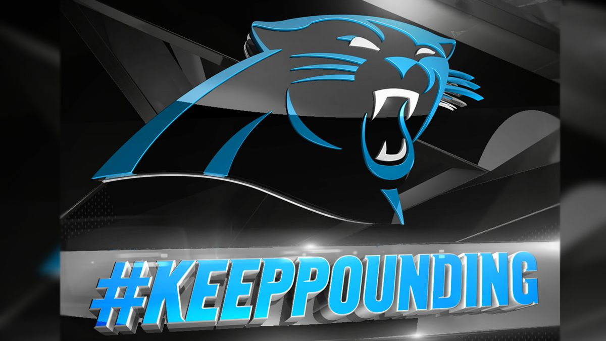 Why the Panthers 'Keep Pounding'
