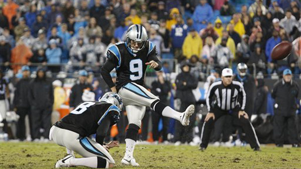 Panthers release longtime kicker Graham Gano, reports say
