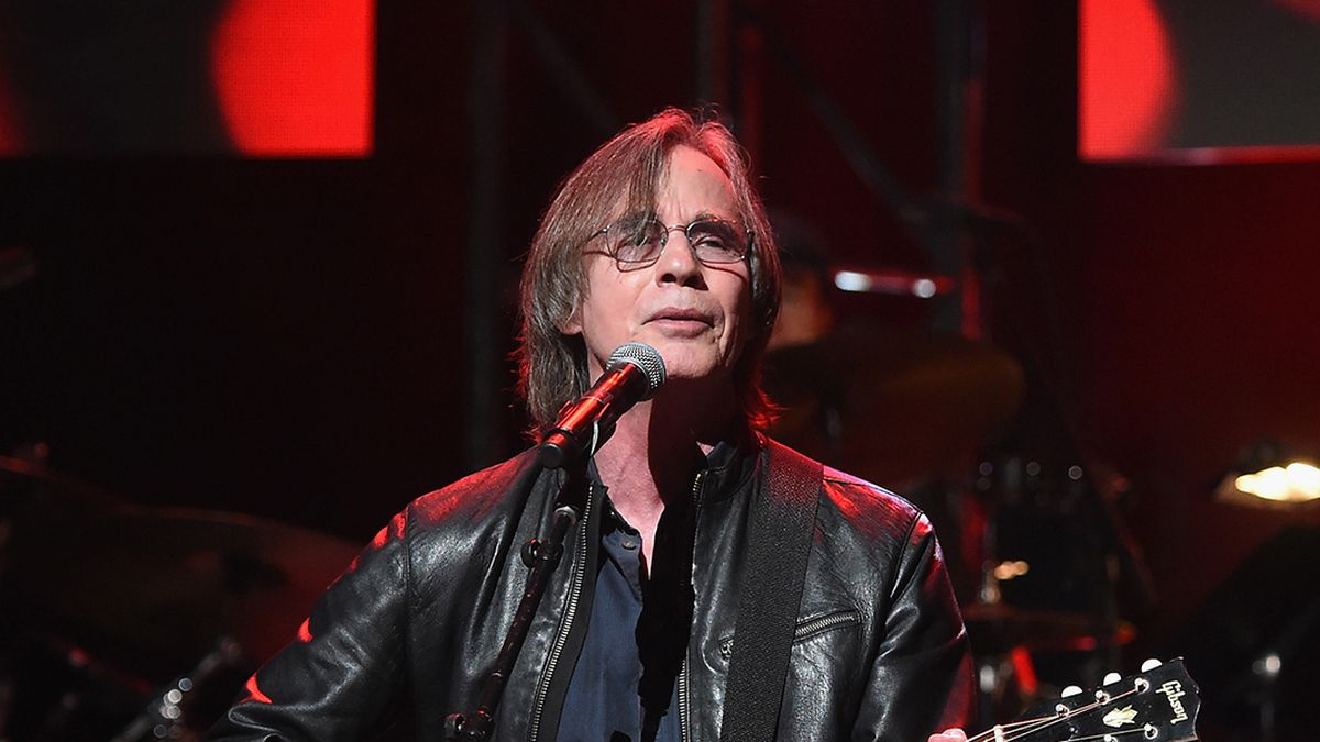 Jackson Browne tests positive for coronavirus after NYC trip