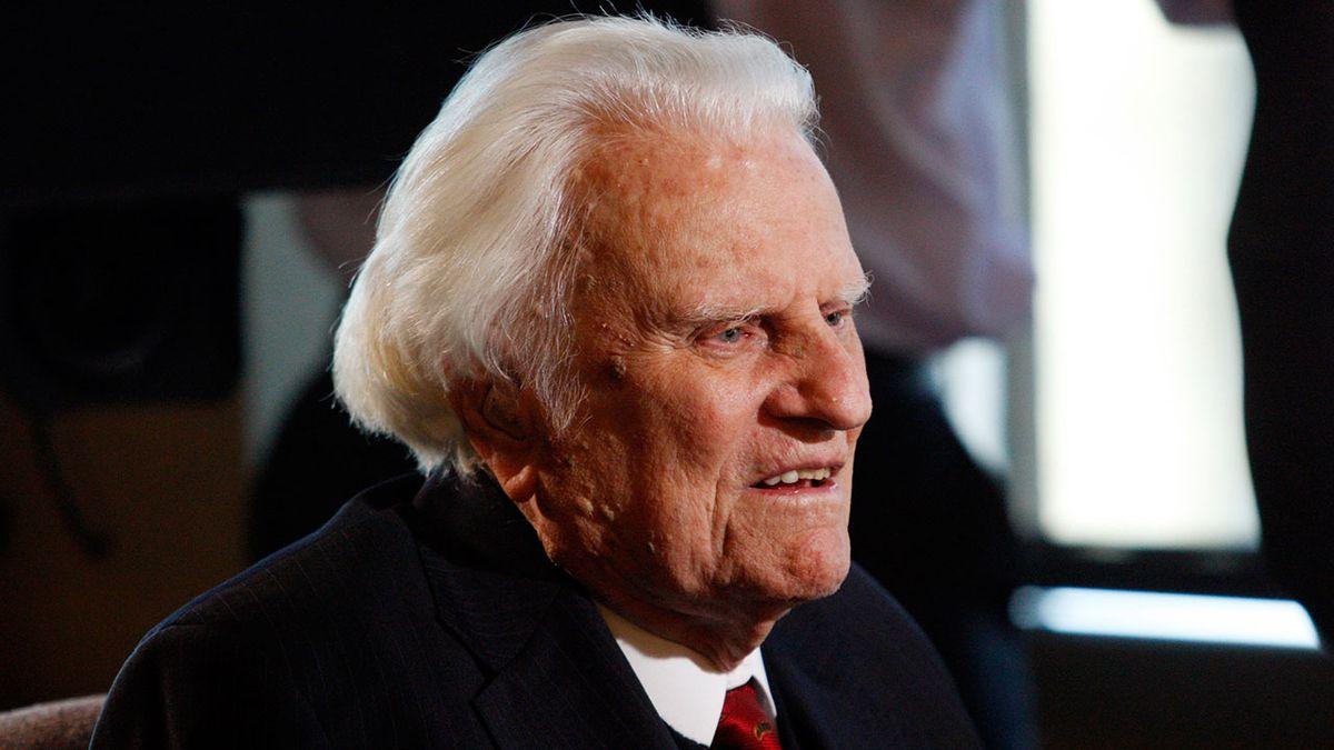 Rev. Billy Graham's grandsons to serve as pallbearers