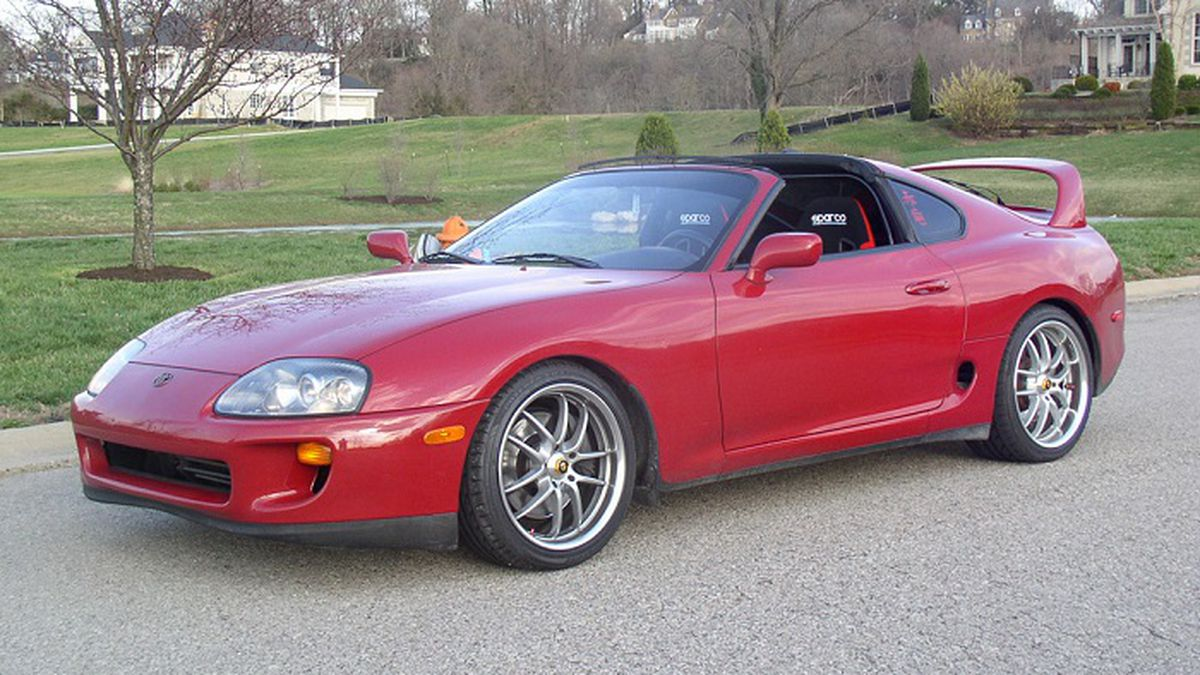 Dig deep into the history of the N Charlotte Toyota Supra