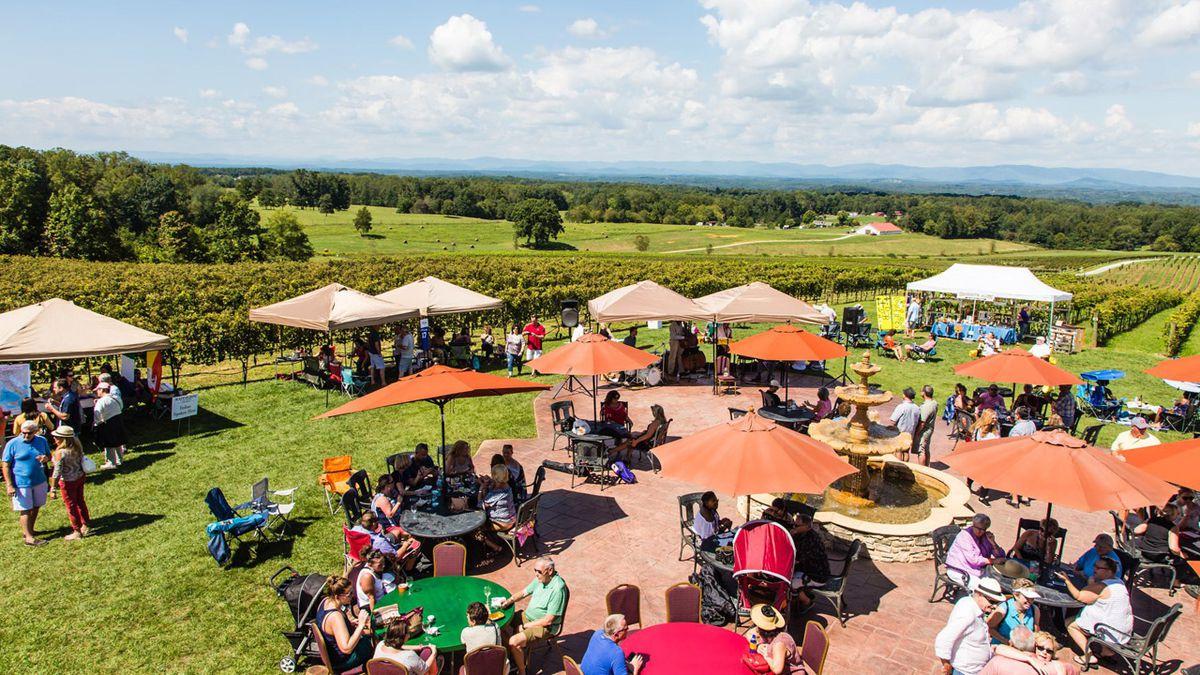 Raffaldini Vineyards to host 3-day wine festival