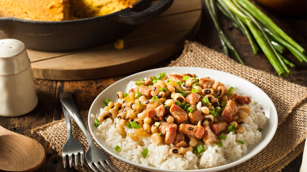 Why you should eat greens, black-eyed peas, cornbread on New Year's Day