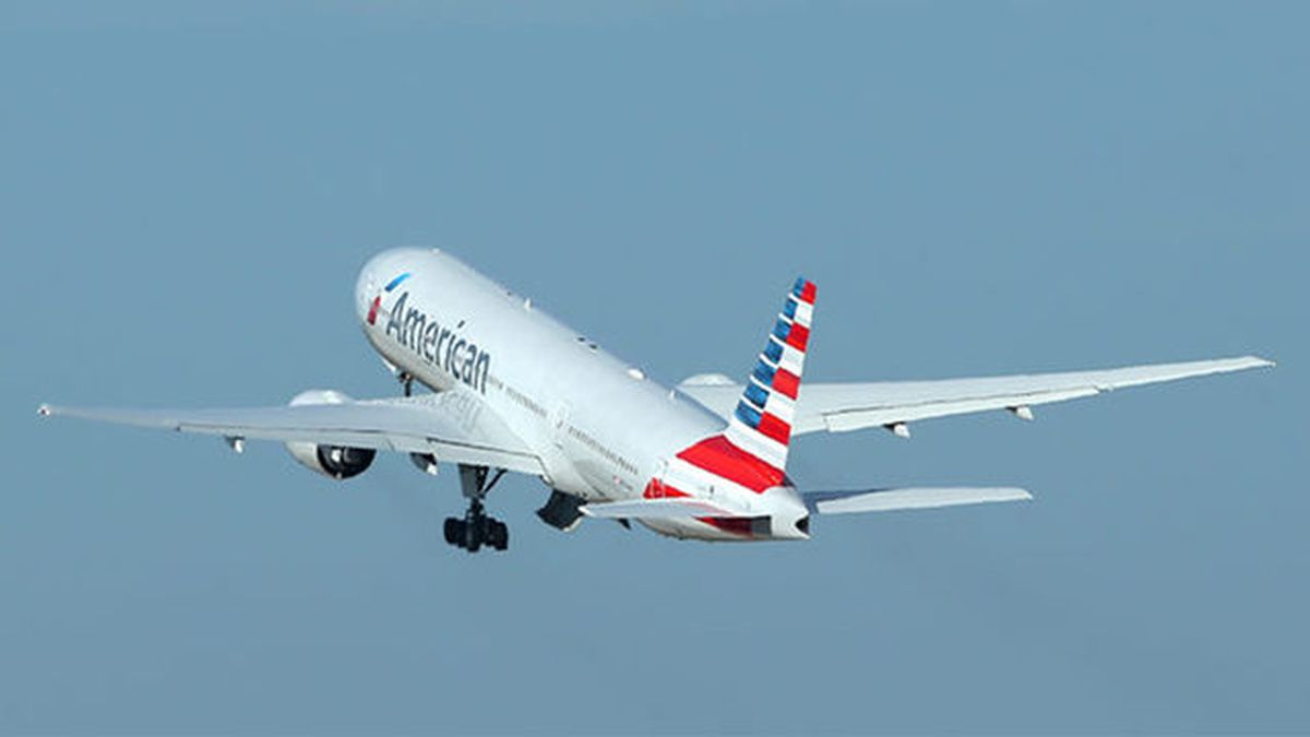 American Airlines is growing at its CLT hub