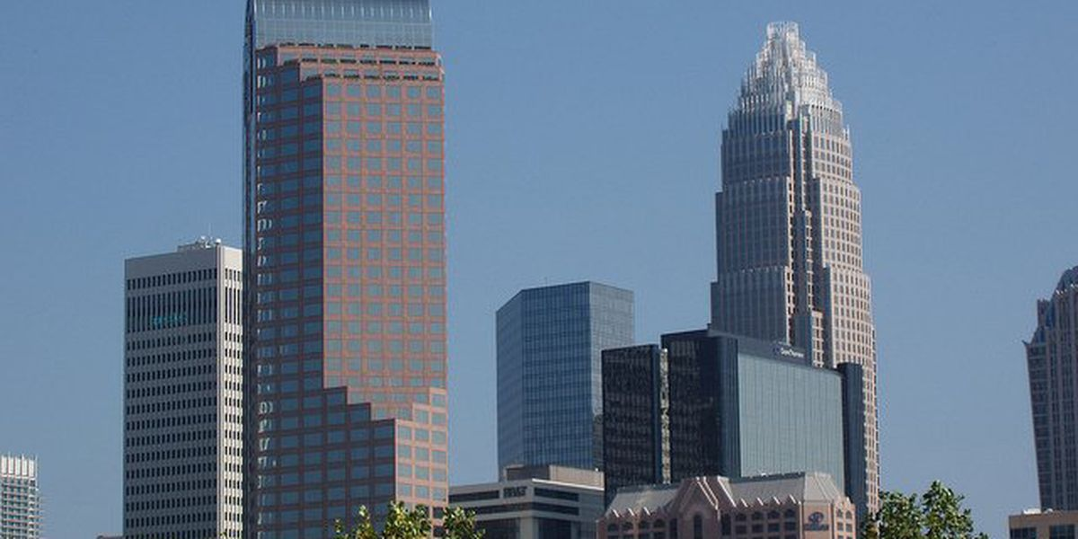 Charlotte fastest growing city over last 10 years