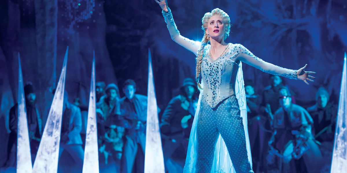 'Frozen,' 'Wicked,' 'Les Miserables' among Blumenthal's 2019-20 Broadway lineup