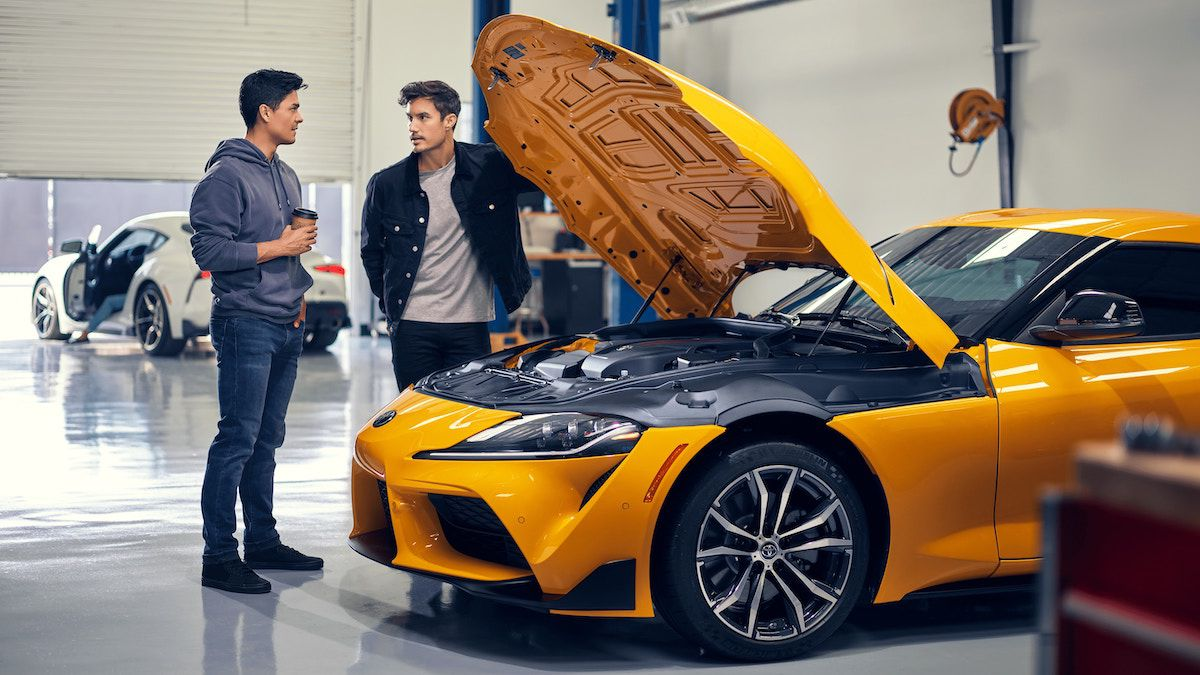 SPONSORED: Sports car maintenance you should consider before you buy