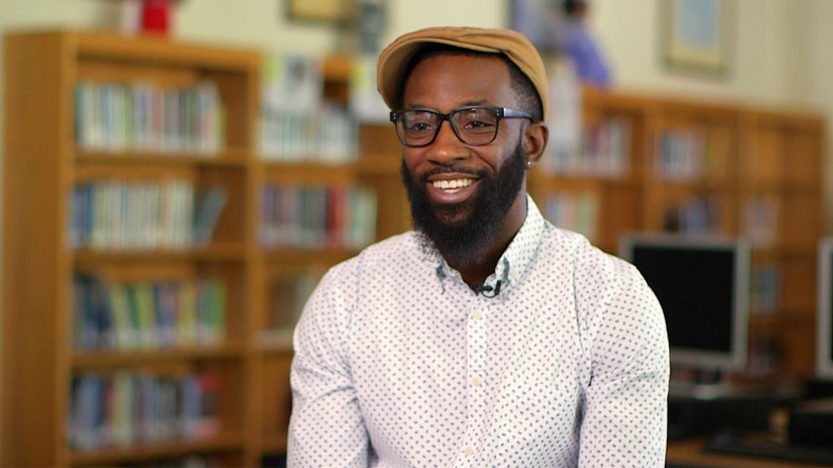 CMS Assistant Teacher of the Year wants every student to achieve American dream