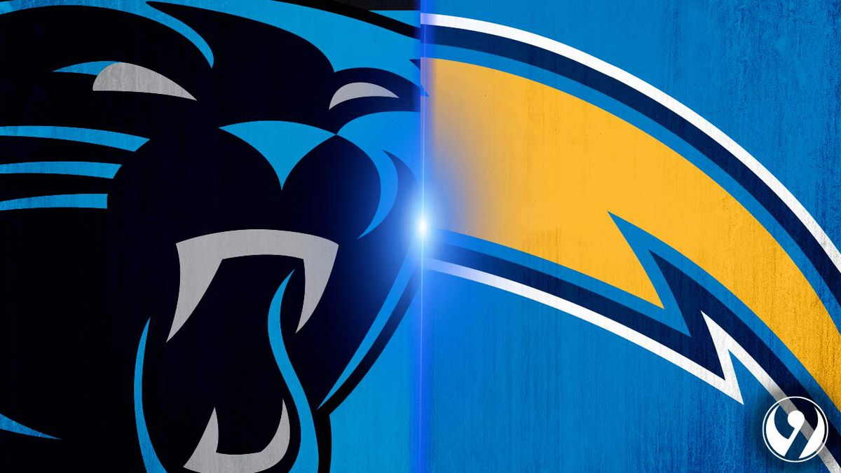 WEEK 3: Winless Panthers head to L.A. to face rookie QB, Chargers