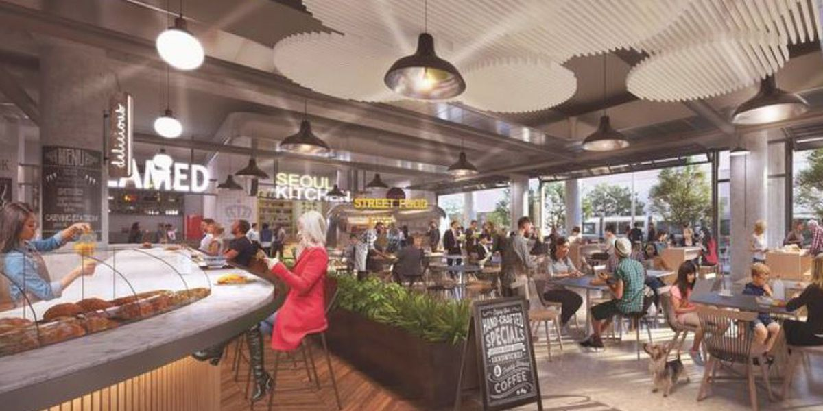 Inside the vision for food hall, restaurants coming to South End