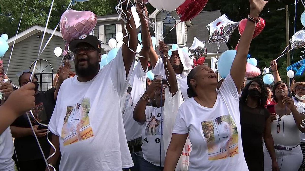 Family, friends honor life of father of 7 killed in shooting on Beatties Ford Road