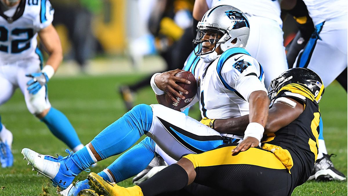 Rivera tells Panthers to get away from football after loss to Steelers