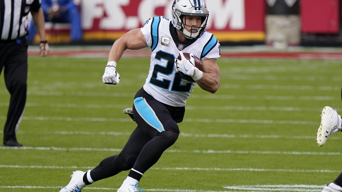 Panthers' McCaffrey set for return to action vs. Broncos