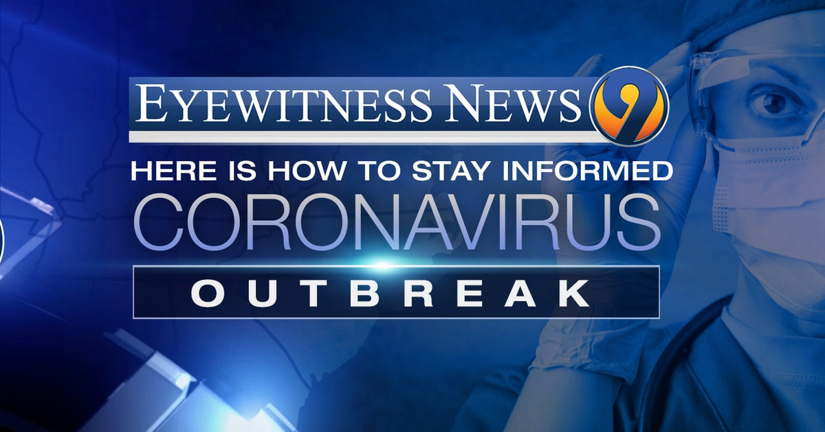 Coronavirus in the Carolinas: Here is how to stay informed