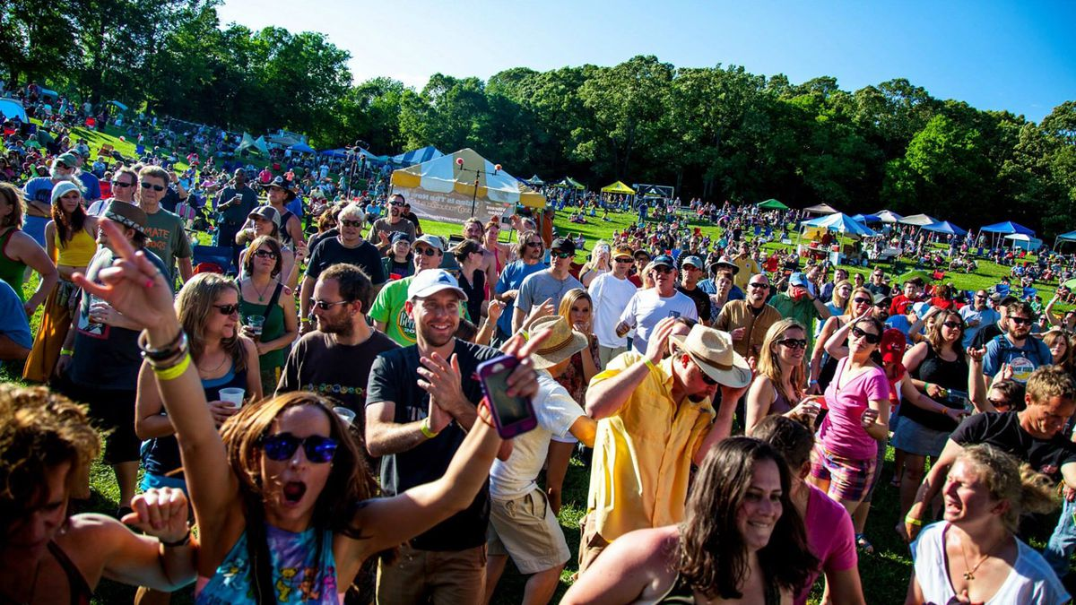 Tastings, tunes highlight NC Brewers and Music Fest