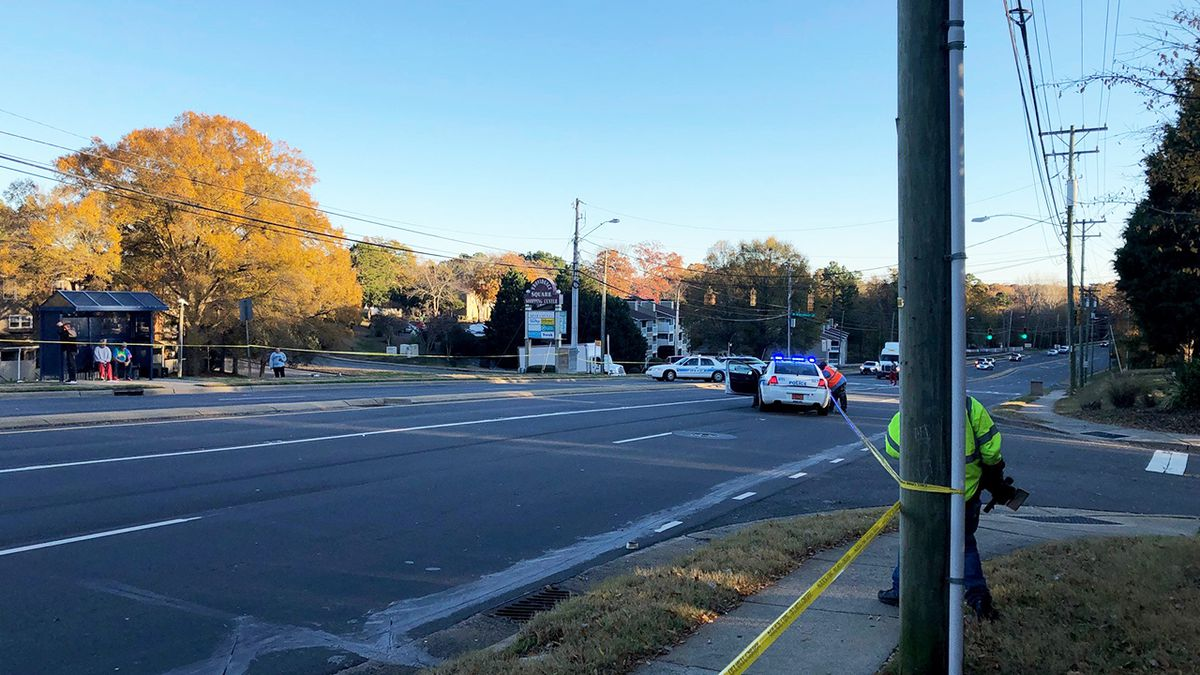 Woman was not in crosswalk when hit, killed by car, CMPD says
