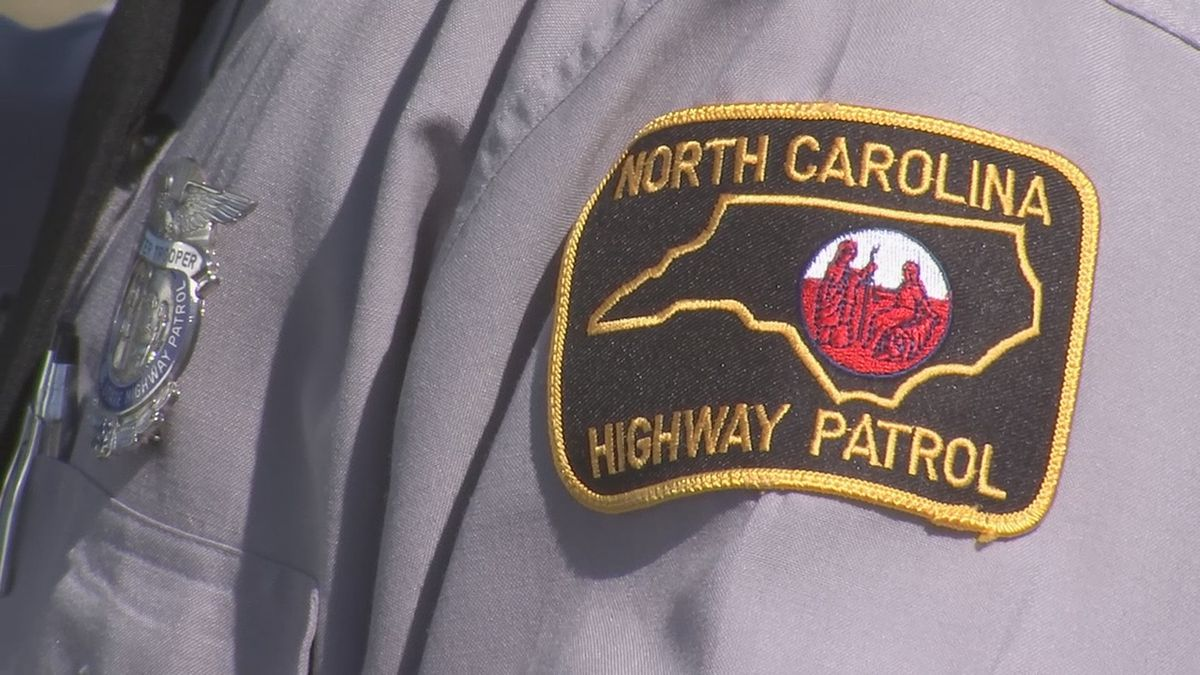 Highway Patrol cruiser causes chain-reaction crash on I-485