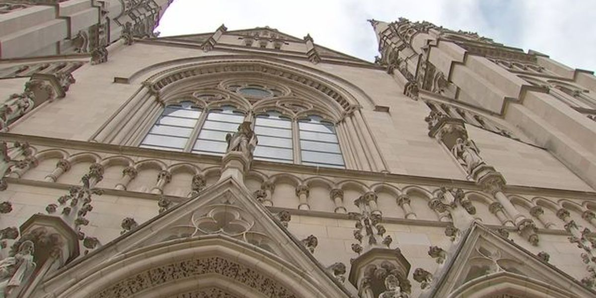 Hundreds of priests accused of sexual abuse, some incidents possibly in the Carolinas