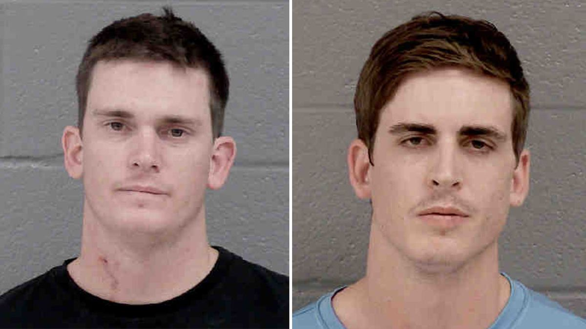 2 men accused of being drunk, assaulting people at Charlotte airport