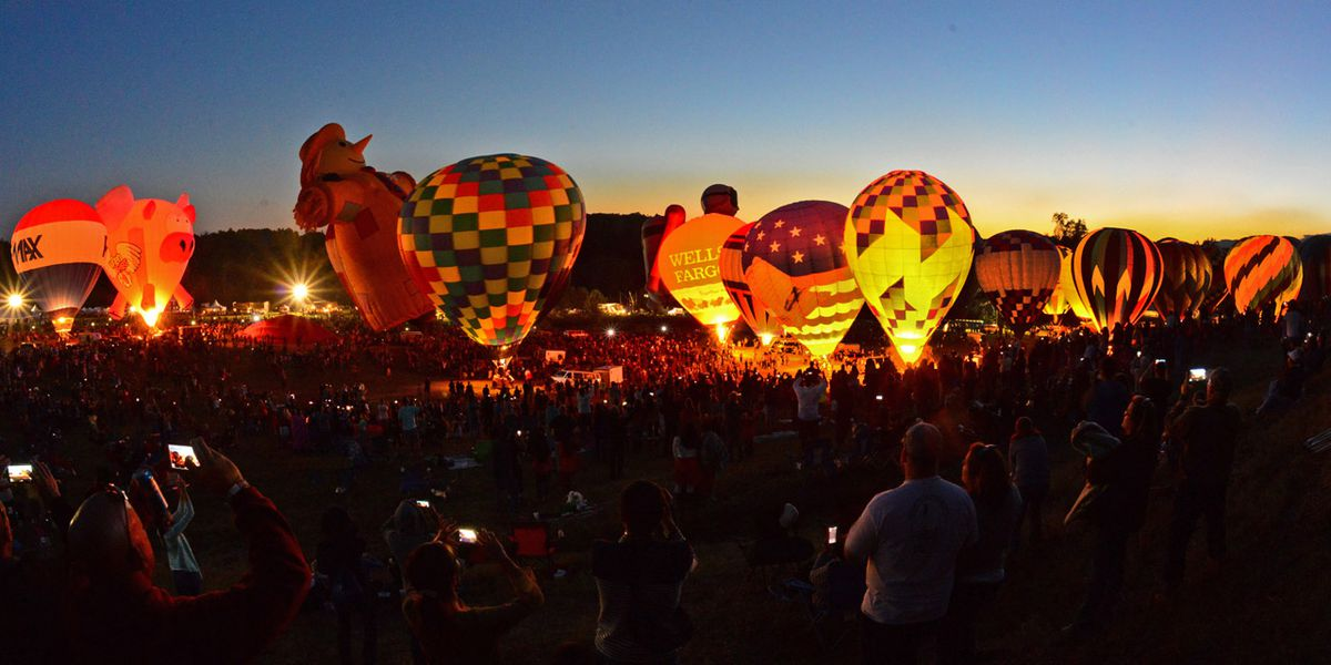 Carolina BalloonFest set to color the sky