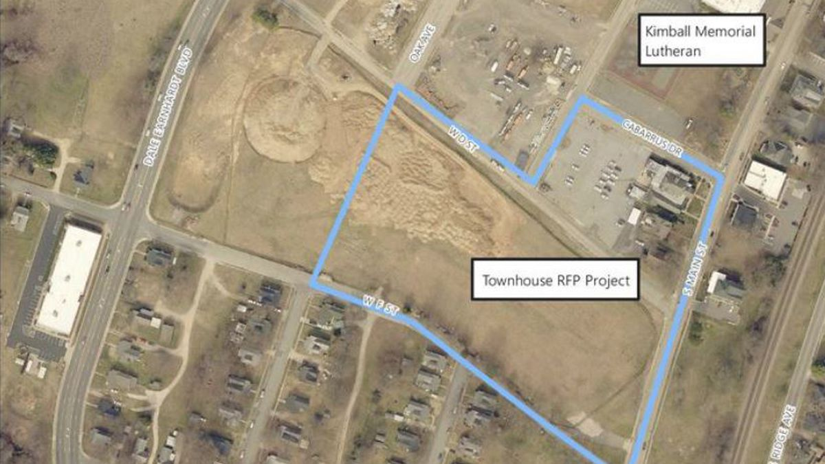 Residential development to mark next step in Kannapolis revitalization