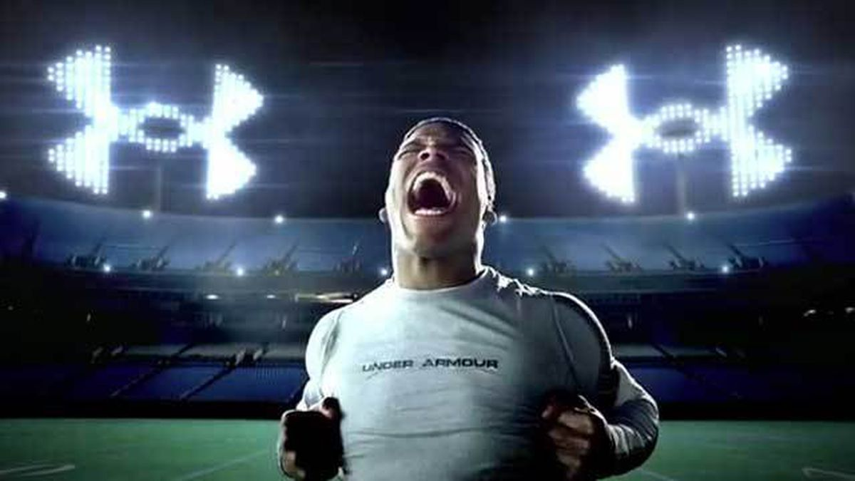 Contabilidad Analítico Estricto  Check out Cam Newton's new Under Armour commercial