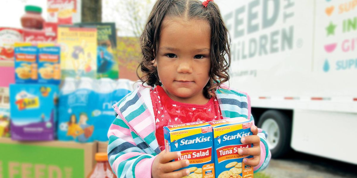 Feed the Children to deliver truckload of food, personal care items to Charlotte