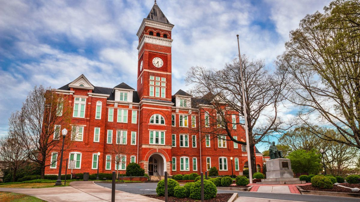 Clemson University warns of $100 million loss with COVID-19