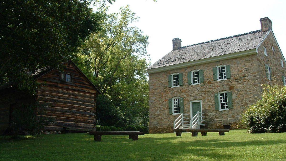 Charlotte's historical hidden gems: Hezekiah Alexander Homesite