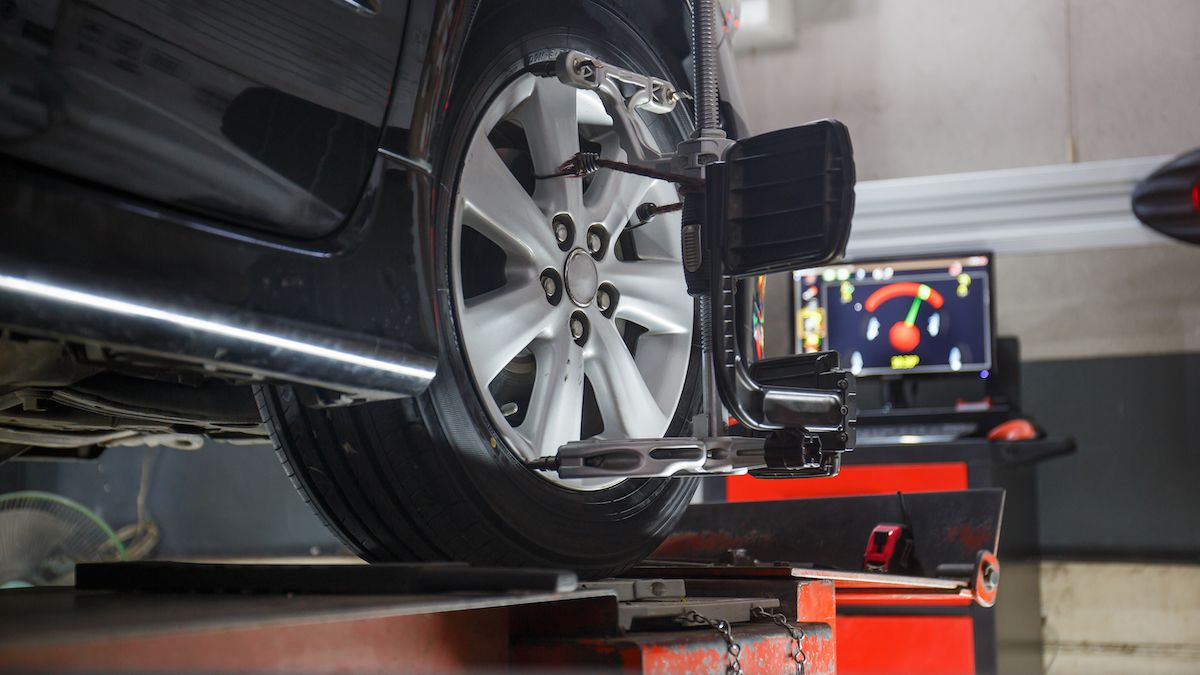 SPONSORED: Do you need a wheel alignment, tire balancing, or both?