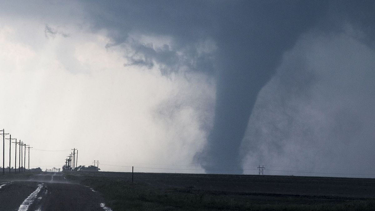 What is the difference between a tornado warning and a tornado watch?