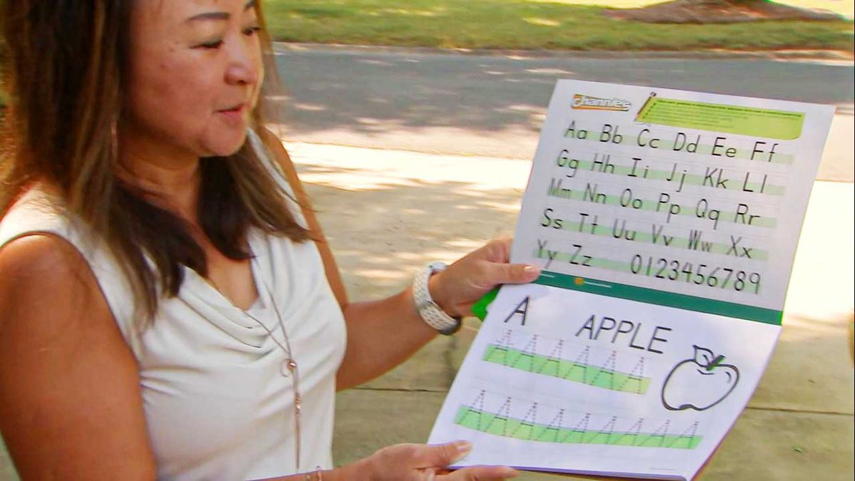 Local mom creates resource to help keep handwriting skills sharp