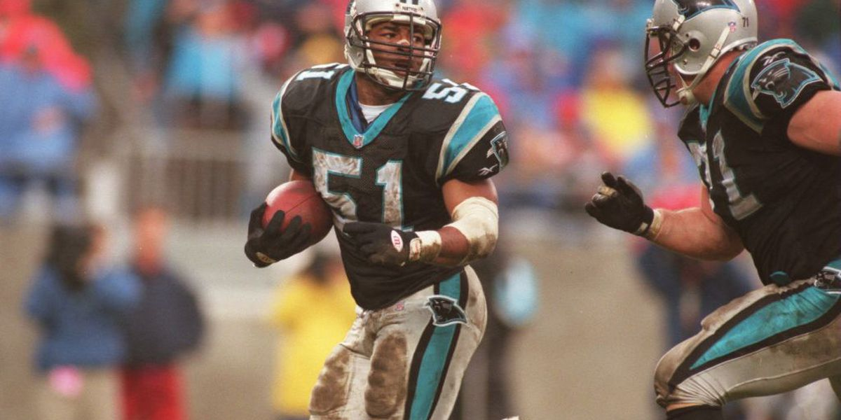 'Keep Pounding': Sam Mills named finalist for Pro Football Hall of Fame