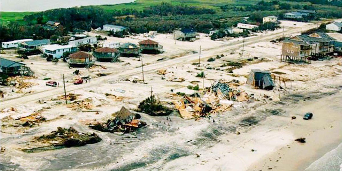 As Dorian hits, NC remembers 23 years since Hurricane Fran