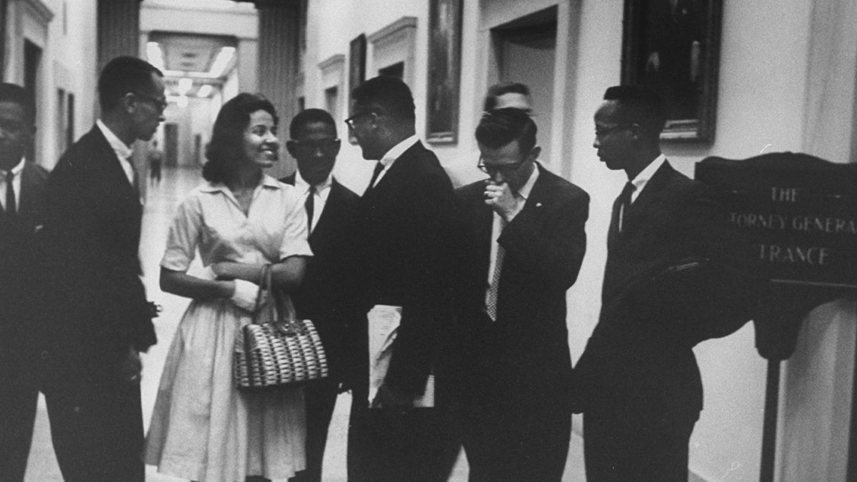 Who is Diane Nash?