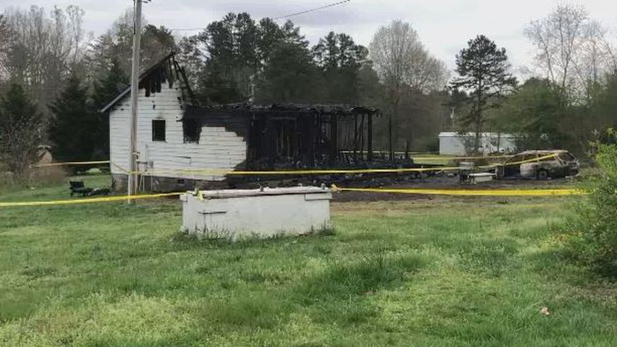 Woman dies in early-morning fire in Alexander County