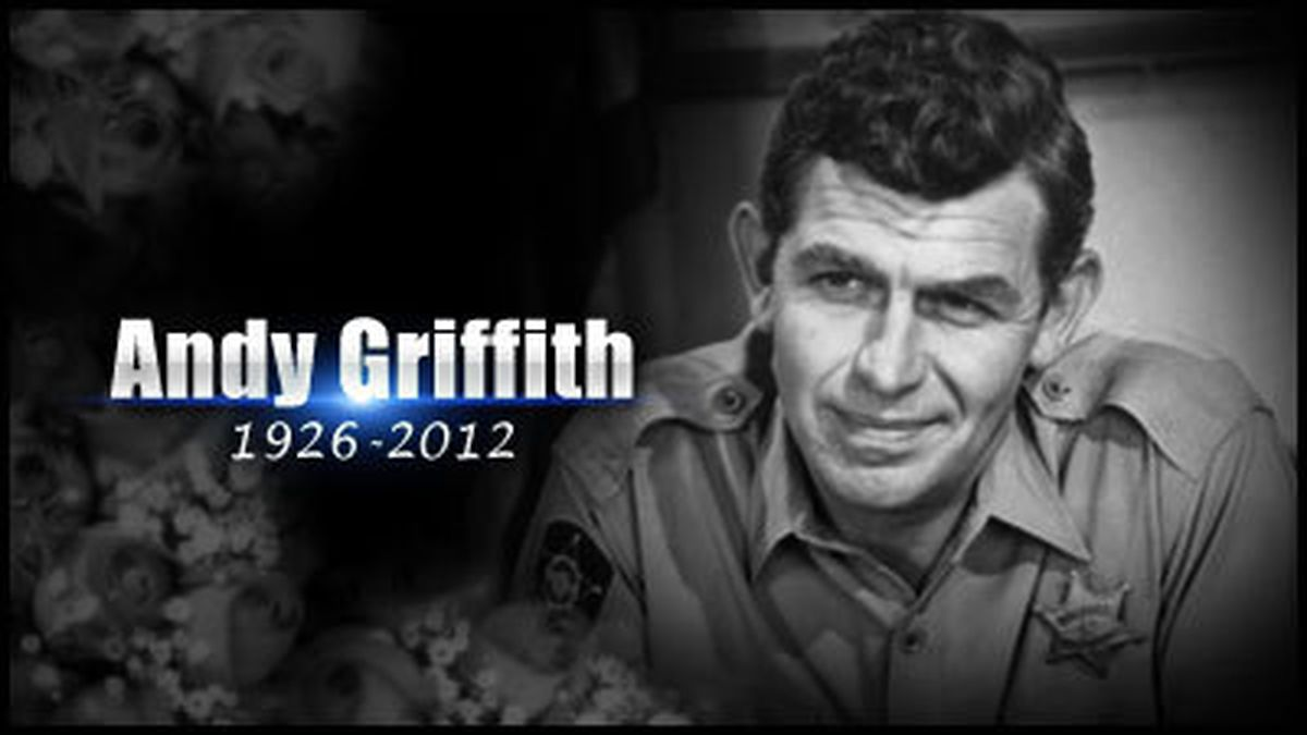 Statements on Andy Griffith's death