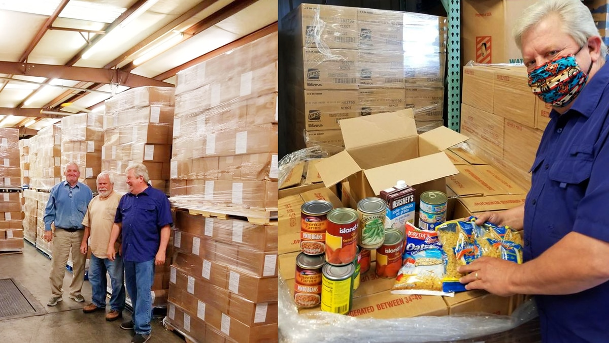 Donations give Second Harvest ability to deliver thousands of food boxes