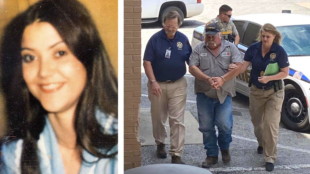 Man charged in 28-year-old cold case of woman killed during gun battle